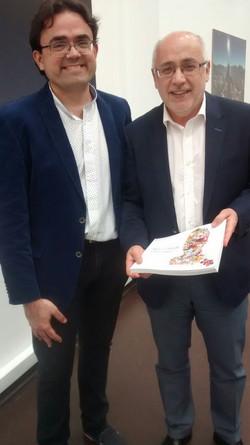 Con Antonio Morales (1)