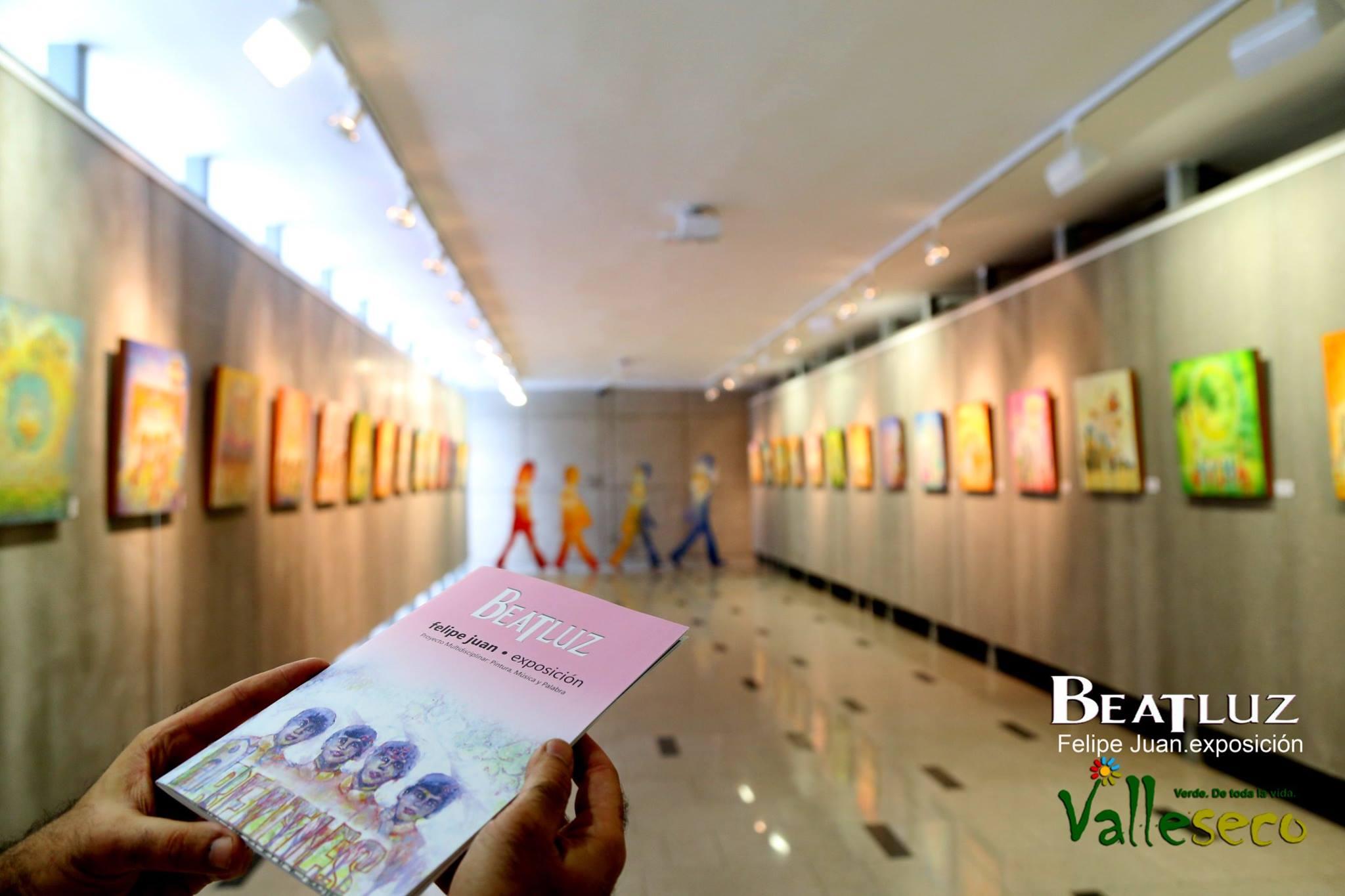 Exposición BeatLuz Valleseco