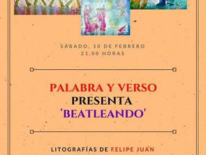 Exposición Litografías de la Serie Beatles en Gáldar.