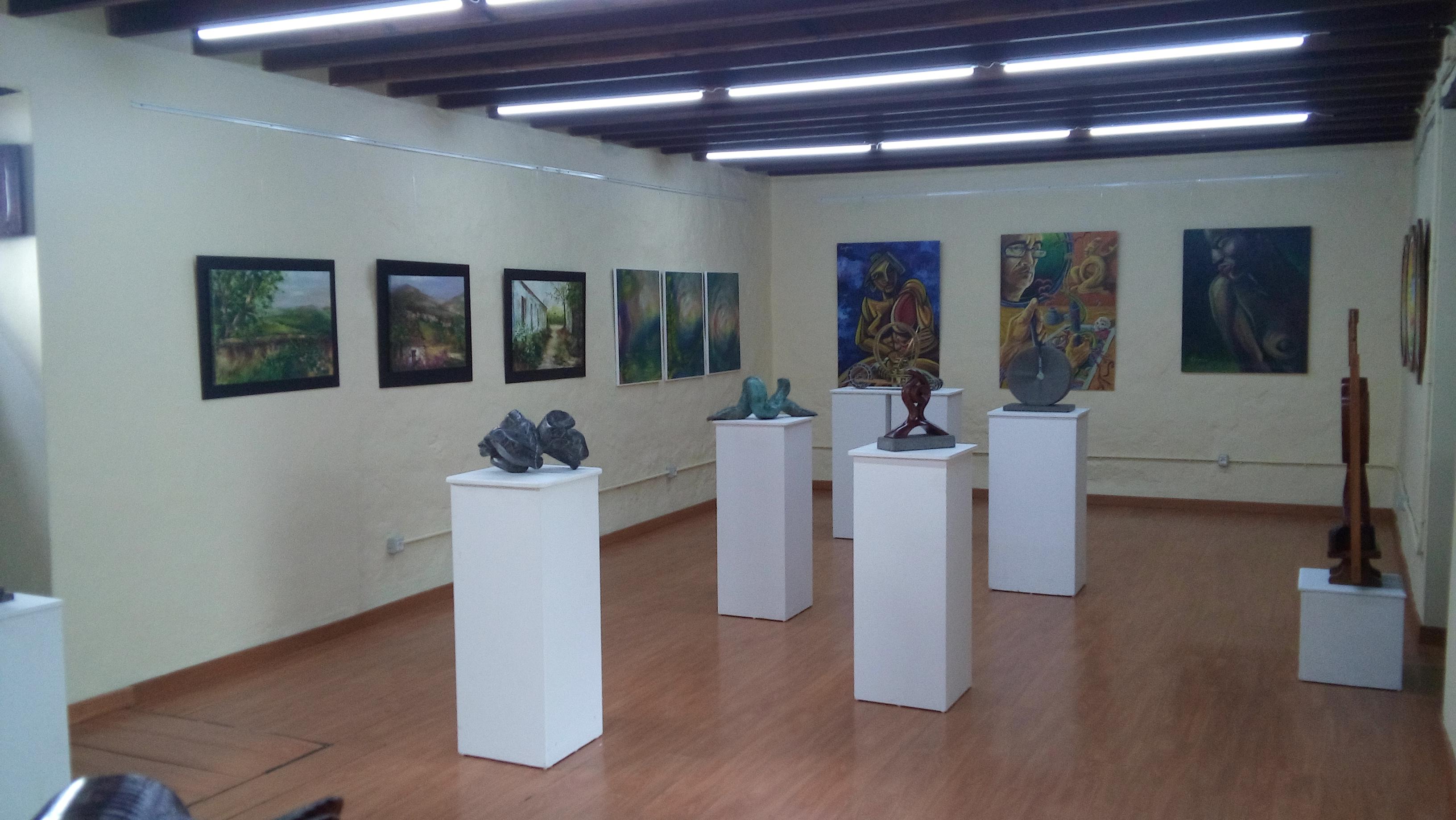 Casa de la Cultura de Arucas, 2016