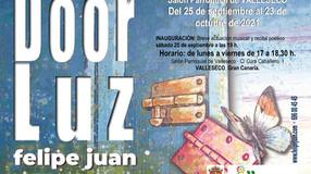 """Proyecto Multidisciplinar: """"DoorLuz"""" · Serie 2021 · 25 de septiembre al 23 de octubre · Valleseco"""