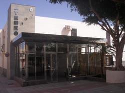 Entrada al Ateneo Municipal de Vecindario.JPG