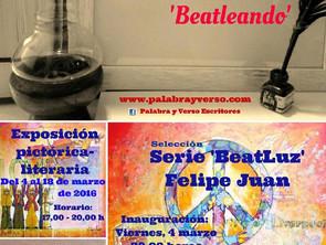 """Exposición """"Beatleando"""" en Santa María de Guía · 4 al 18 de marzo de 2016"""
