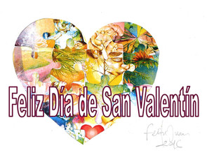 Felíz Día de San Valentín