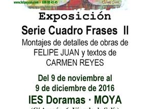 Serie Cuadrofrases (II) · IES Doramas de Moya.