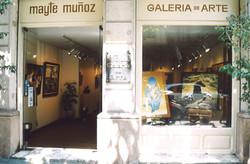 Galería Mayte Muñoz (Barcelona)