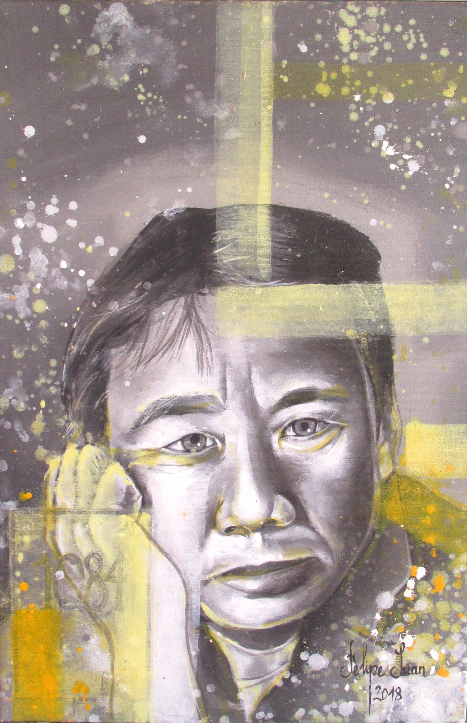 12.Haruki Murakami