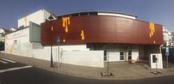 Intervención Auditorio de Valleseco