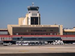 Exposición Aeropuerto Madrid