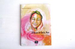 Libro 20 Rosas de Lluvia.1