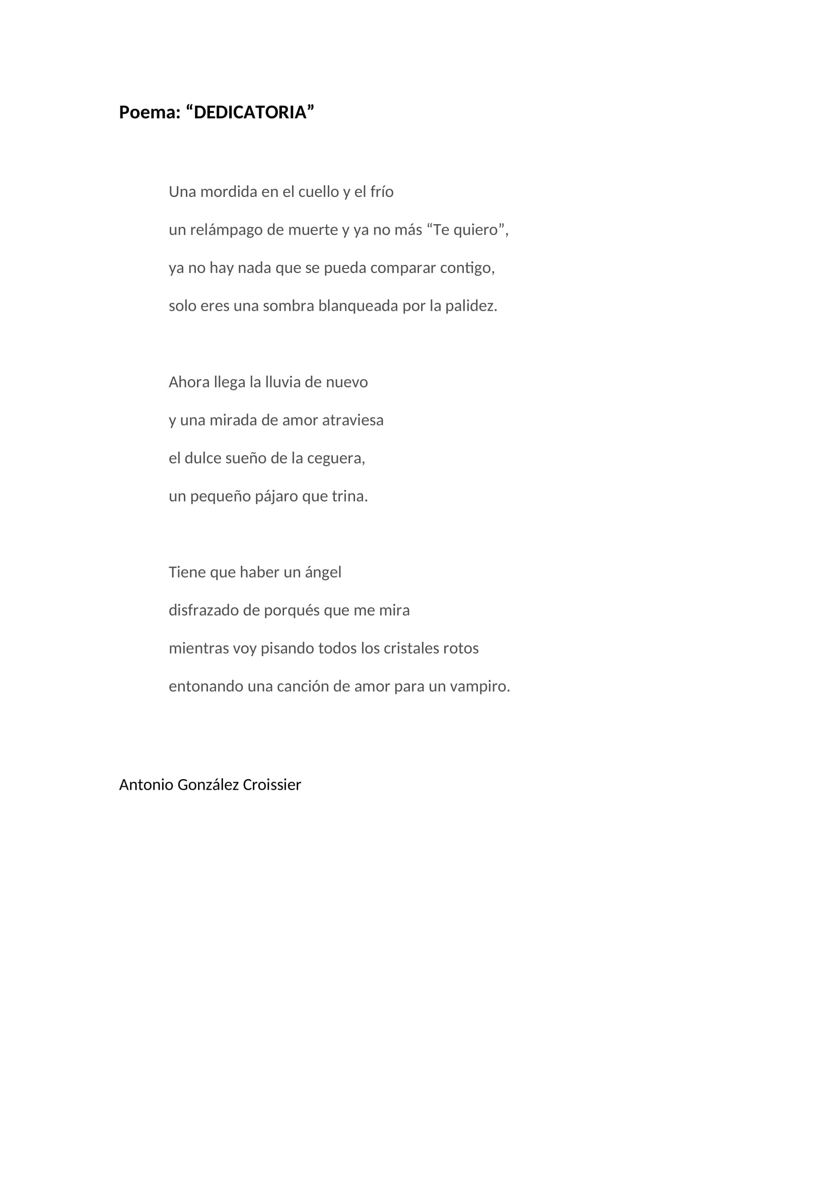 Poema Serie AngeLuz