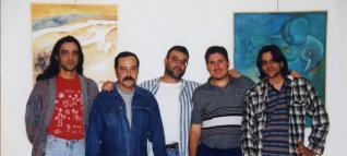 Fundadores del Colectivo año 1998