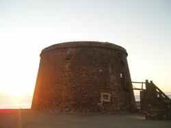 Castillo El Tostón. Fuerteventura