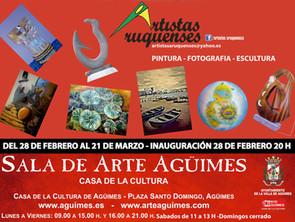 Muestra Colectiva en Sala Arte de Agüimes