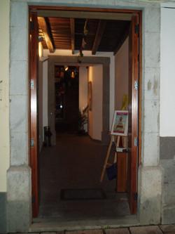Sala La Caldereta, San Mateo
