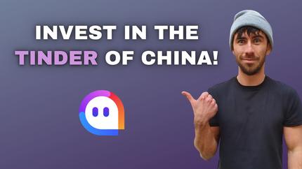 MOMO STOCK - THE TINDER OF CHINA!