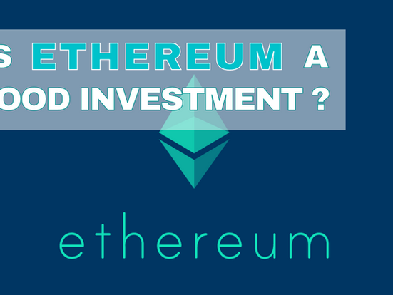 IS ETHEREUM THE BEST CRYPTOCURRENCY?