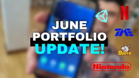 PORTFOLIO UPDATE - 5 TOP STOCK PICKS IN JUNE!