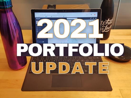 2021 PORTFOLIO UPDATE (INC. 2020 REVIEW)