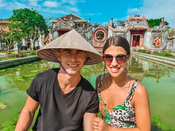 Vietnam - Hoian Temple
