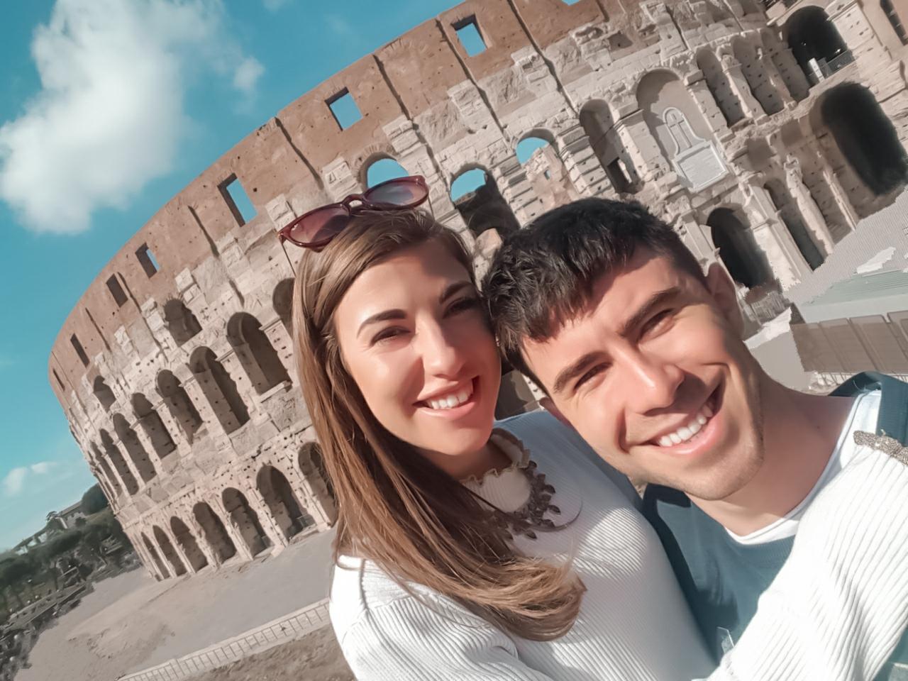Italy - Rome Colosseum