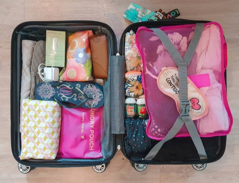 THE ULTIMATE SUMMER CARRY ON PACKING LIST