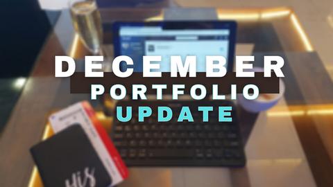 DECEMBER STOCKS - PORTFOLIO UPDATE