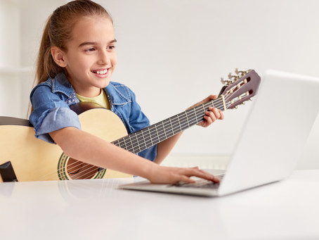 Now Teaching Online Private Lessons