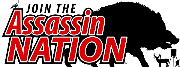 Join the Assassin Nation Low Country Hunting Lodge