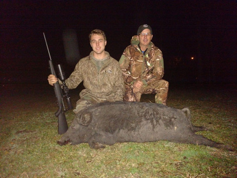 Low Country Hunting Lodge
