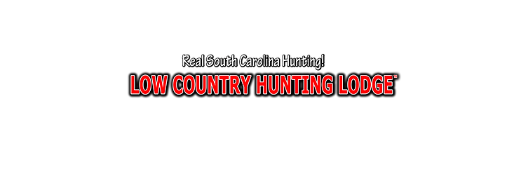 Low Country Hunting Lodge Hog Hunt