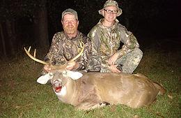 Low Country Hunting Lodge Deer Hunt