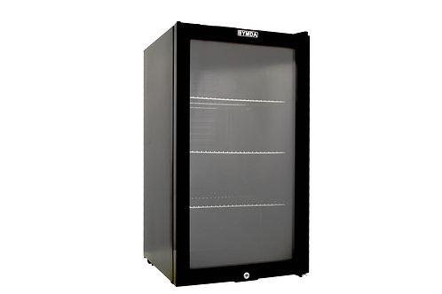 Mini Glass Door Fridge - YCC 110G
