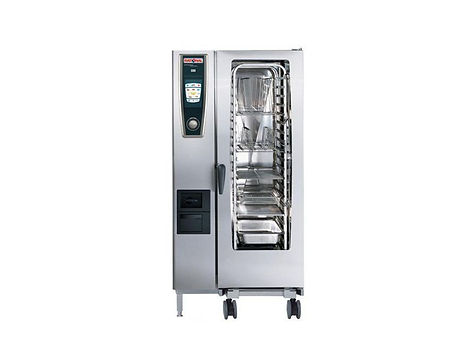 rational self cooking center 201