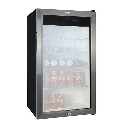 Mini Glass Door Refrigerator - Digital YCC90GS