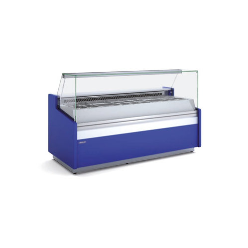 Refrigerated Display VE-9-20-RC + MVE-20-ES