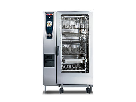 rational self cooking center 202