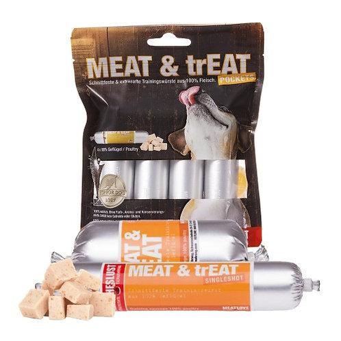 MEAT&trEAT Zalm 4x40g