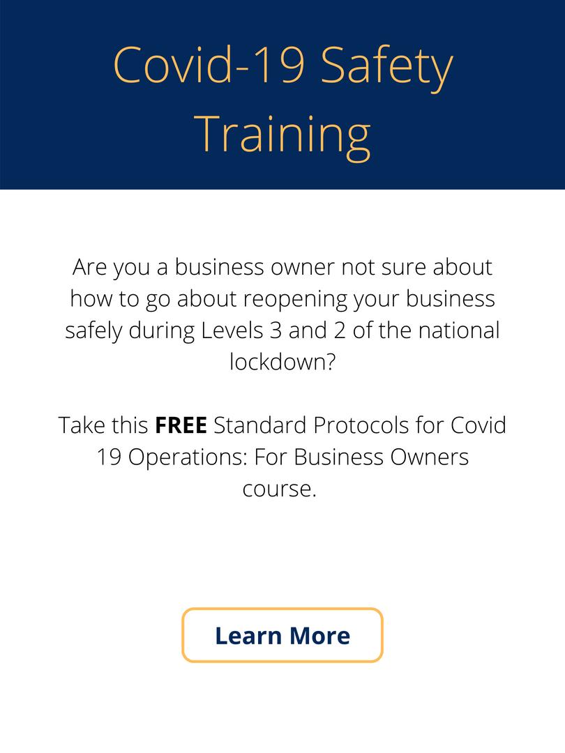 Covid-19 Safety Training