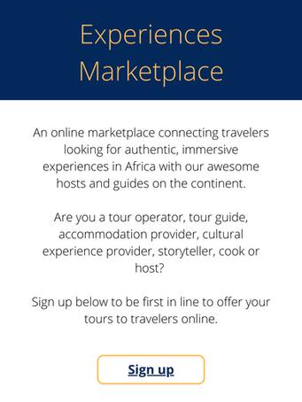 Experiences Marketplace