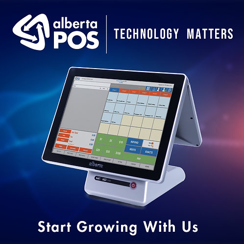 Alberta retail Pos software