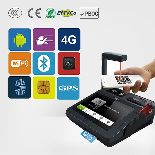 JE POWER ALL IN ONE POS COMPUTER
