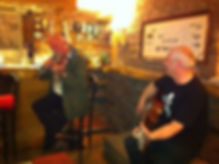 Traditional music nights at the Bankfoot Inn, Perthshire hotel
