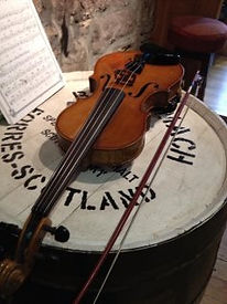 Folk music sessions at the Bankfoot Inn, Perthshire hotel