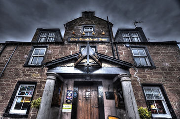 Haunted Hotel | Bankfoot Inn Perthshire, Scotland