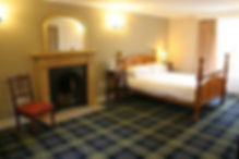 Rooms at the Bankfoot Inn Perthshire Hotel