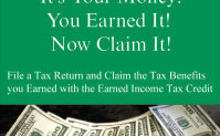 Can You Take the Earned Income Tax Credit?