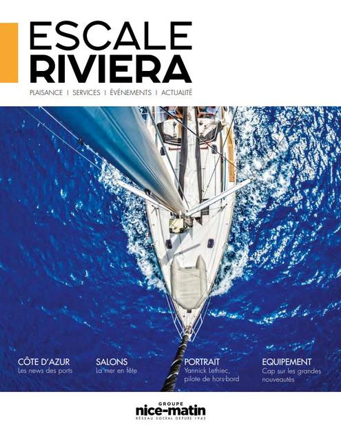 Escale Riviera - mai 2019
