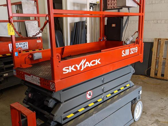 2012 Skyjack 3219