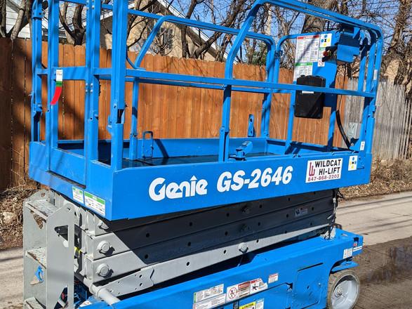 2007 GS 2646